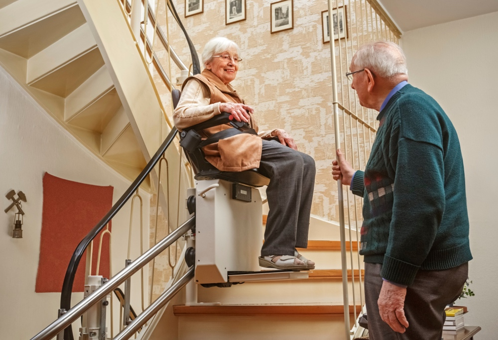 Treppenlift senioren