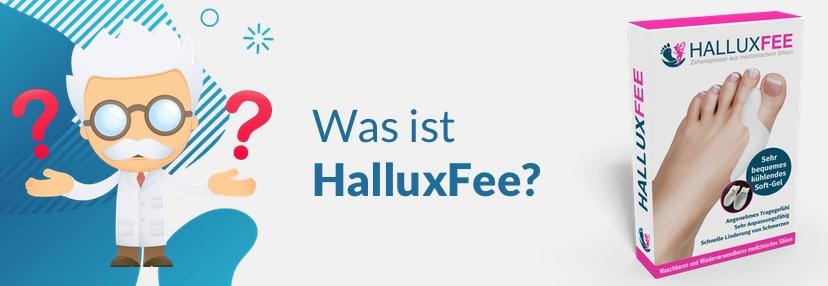 Was ist HalluxFee?